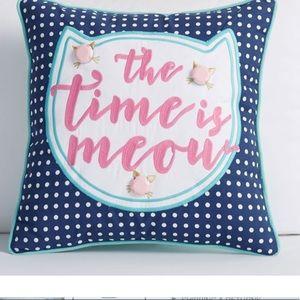 NWOT Pottery Barn Decorative Pillow